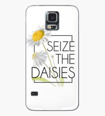 Seize The Daisies Case/Skin for Samsung Galaxy