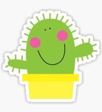 Cutie Cactus Sticker