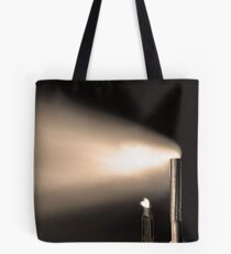 Smoke Stack  Tote Bag