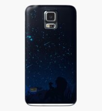 Looking at the stars Case/Skin for Samsung Galaxy