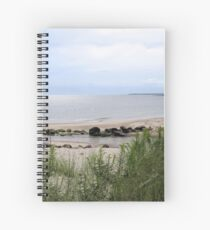 Tranquility ~ From Here To Eternity Spiral Notebook