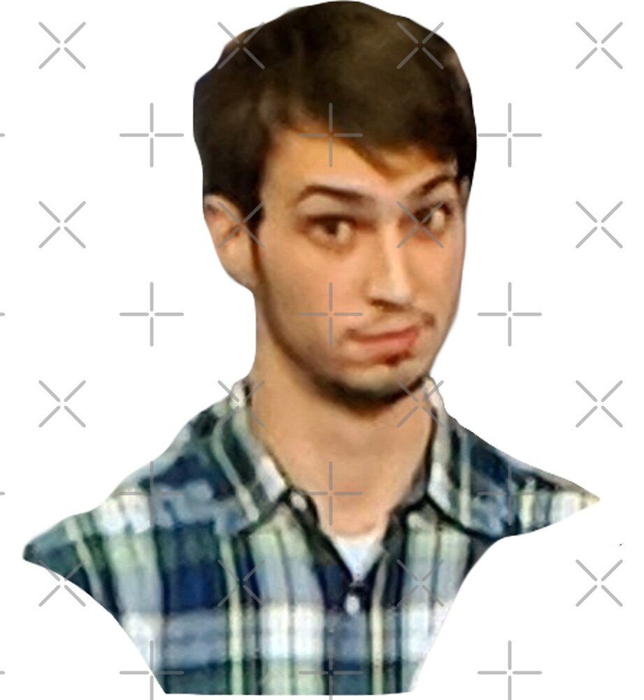 plaid shirt guy meme by isadroz