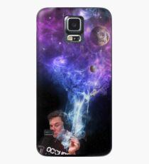 Elon Musk Rauchen des Universums Hülle & Klebefolie für Samsung Galaxy
