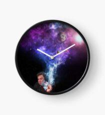 Elon Musk Smoking the Universe Clock