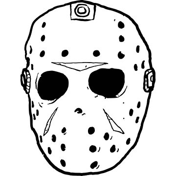 Halloween - Mike - Horror - Hockey - Mask by giagri001