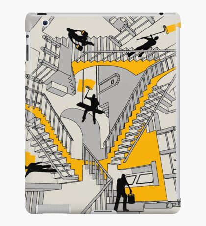 Home Improvement iPad Case/Skin