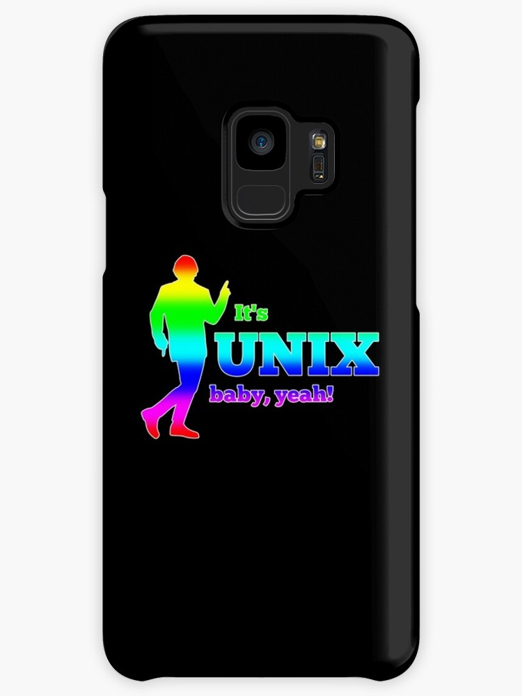 Funny Gift - It's Unix Baby Yeah by FDST-shirts