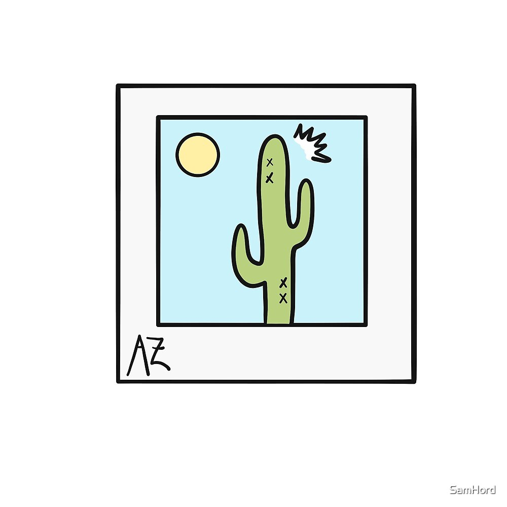 Cactus by SamHord