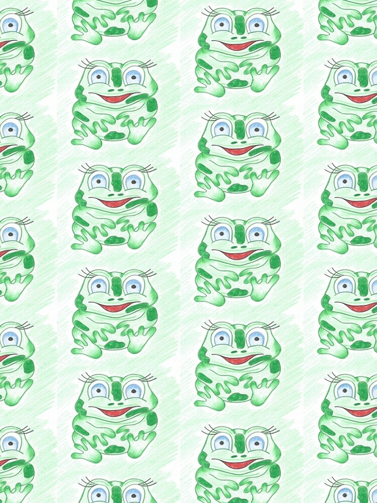 FRANCES THE FROG by sonya1968