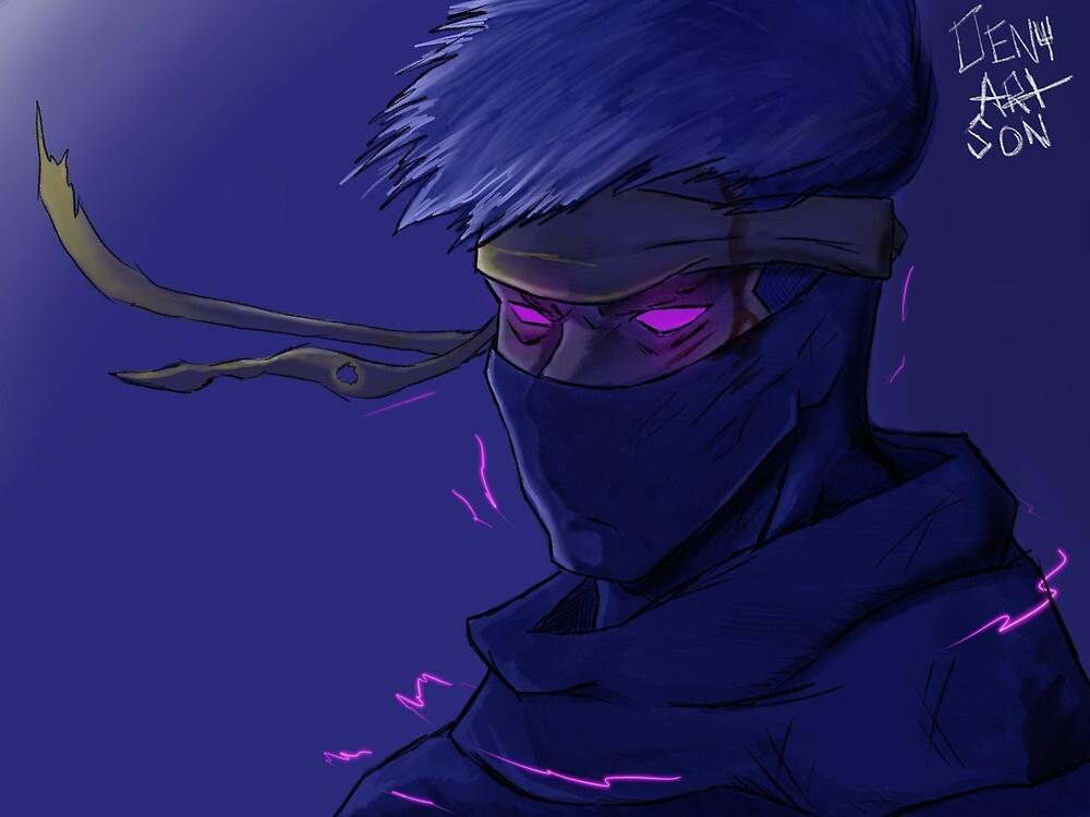 Ninja Fan Art by Denyartson