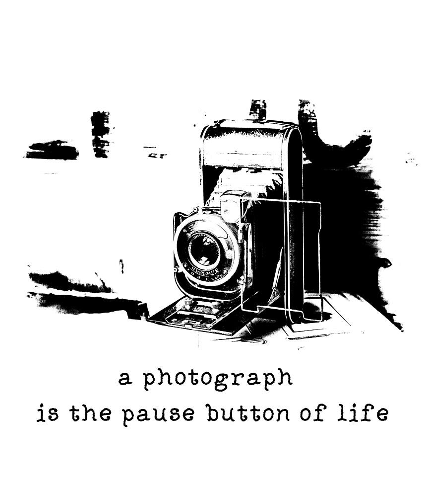 photograph pause by ImaginativeGem