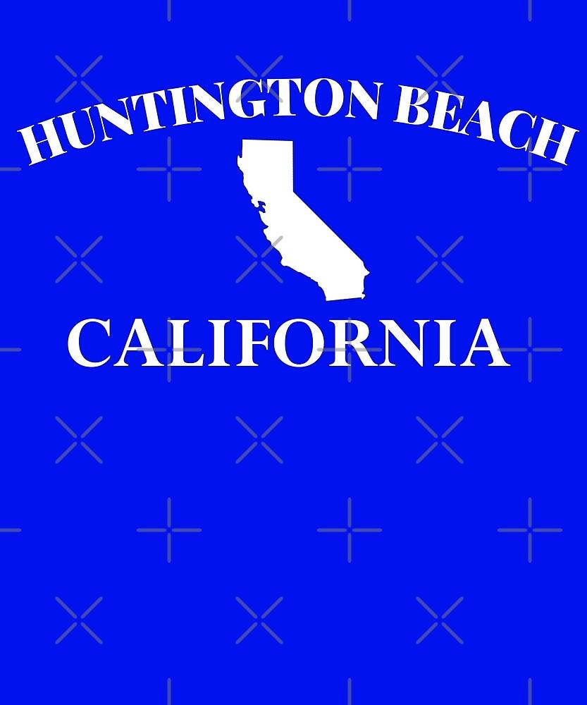 Huntington Beach California Shirt Surf CA Home City State Tourist Travel Souvenir Coffee Mug Gift by joeTakeover