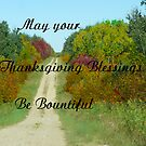 Thanksgiving Blessings by MaeBelle