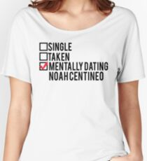 Mentales Dating Noah Centineo Loose Fit T-Shirt