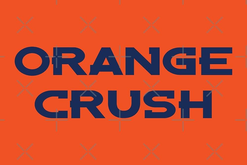 Orange Crush 1 by SaturdayAC