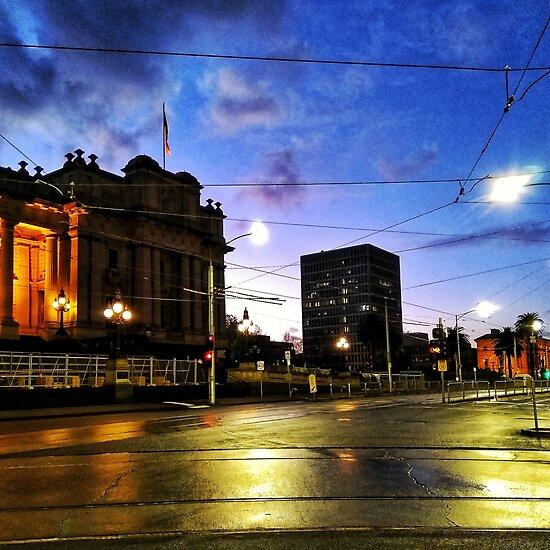 Melbourne by ChrisSmeaton