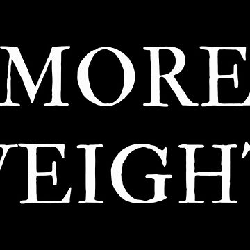 Giles Corey More Weight by nackdempsey1