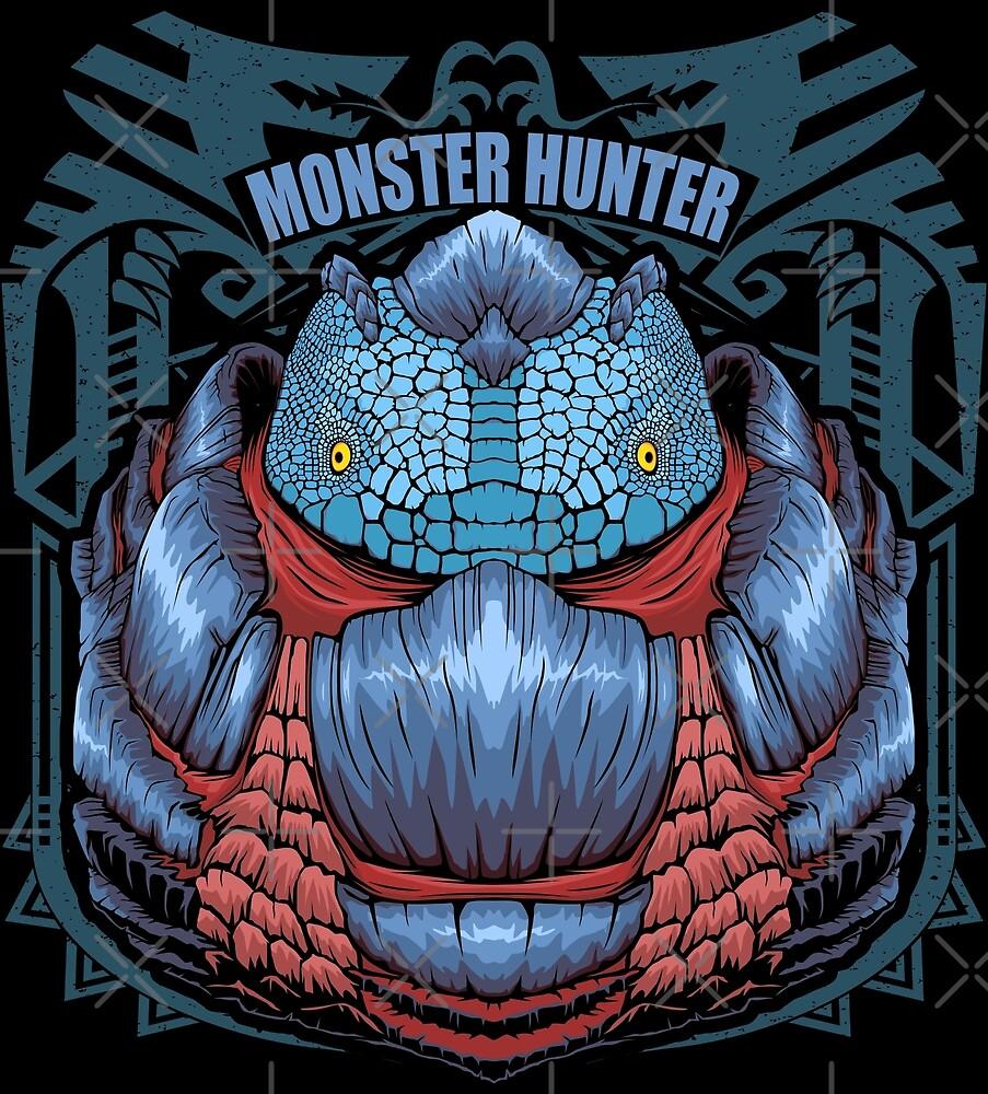 Dodogama Monster Hunter by Dan Dee