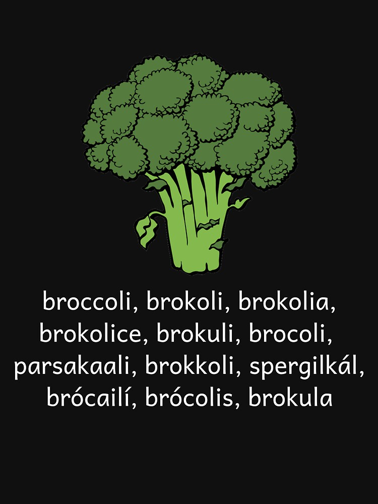 Broccoli   Funny Vegetable by DogBoo