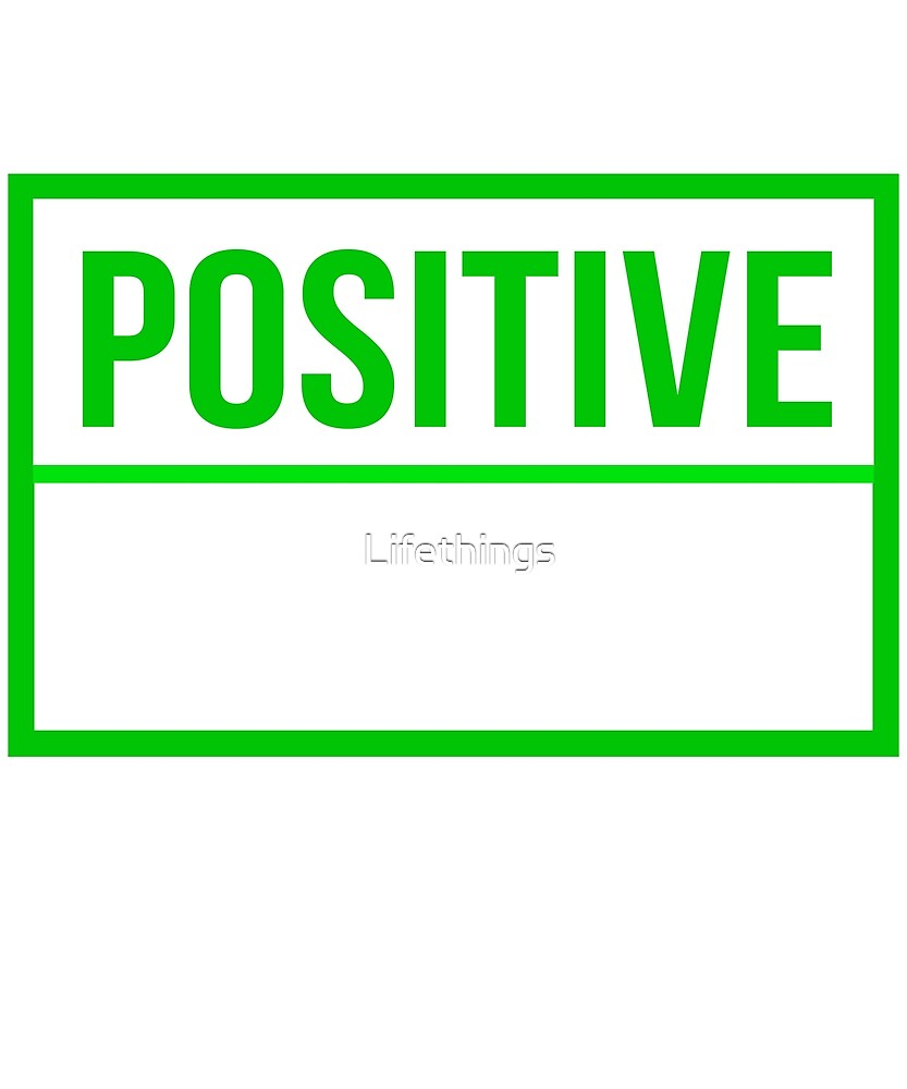 Positive attracts by Lifethings