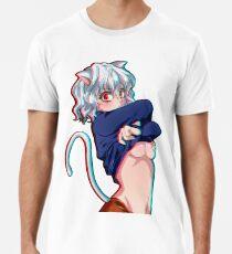 Der süßeste Waifu von allen enthüllt Männer Premium T-Shirts
