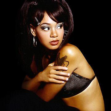 Lisa Left-Eye Lopes by untouchableTLC