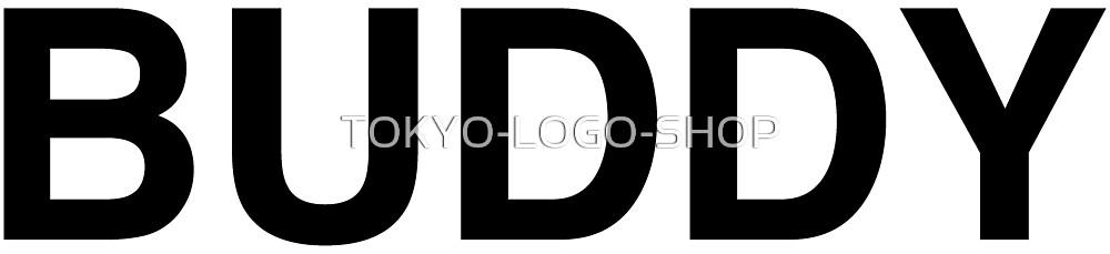 BUDDY by TOKYO-LOGO-SHOP