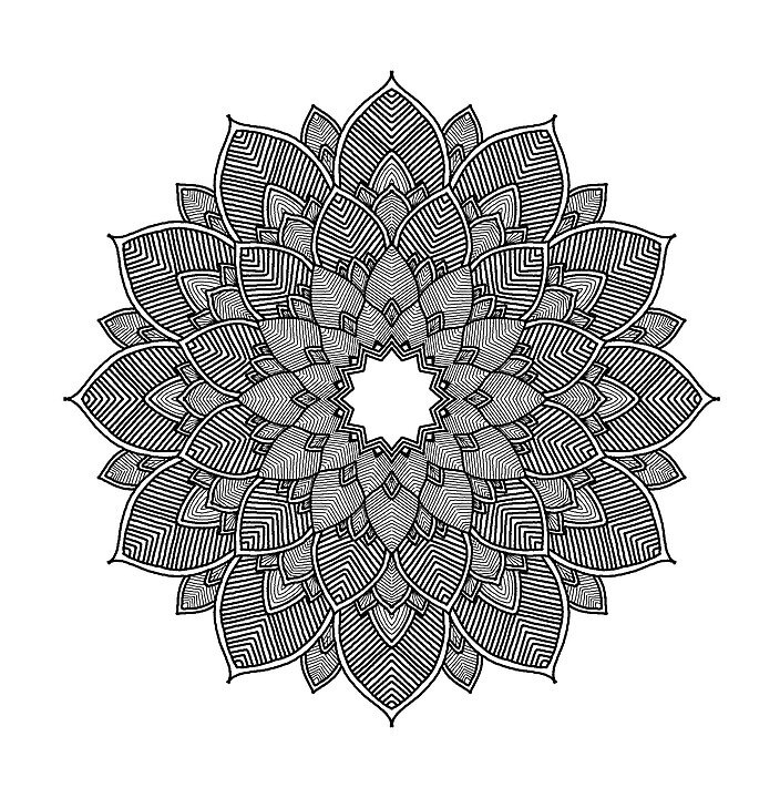 Mandala by WhatDoYouMeme