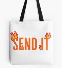 Send it  Tote Bag