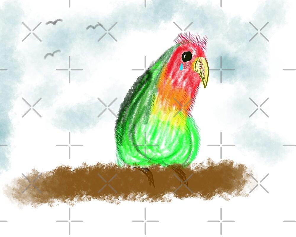 The Saddest Charlie Bird Ever by Jaxius
