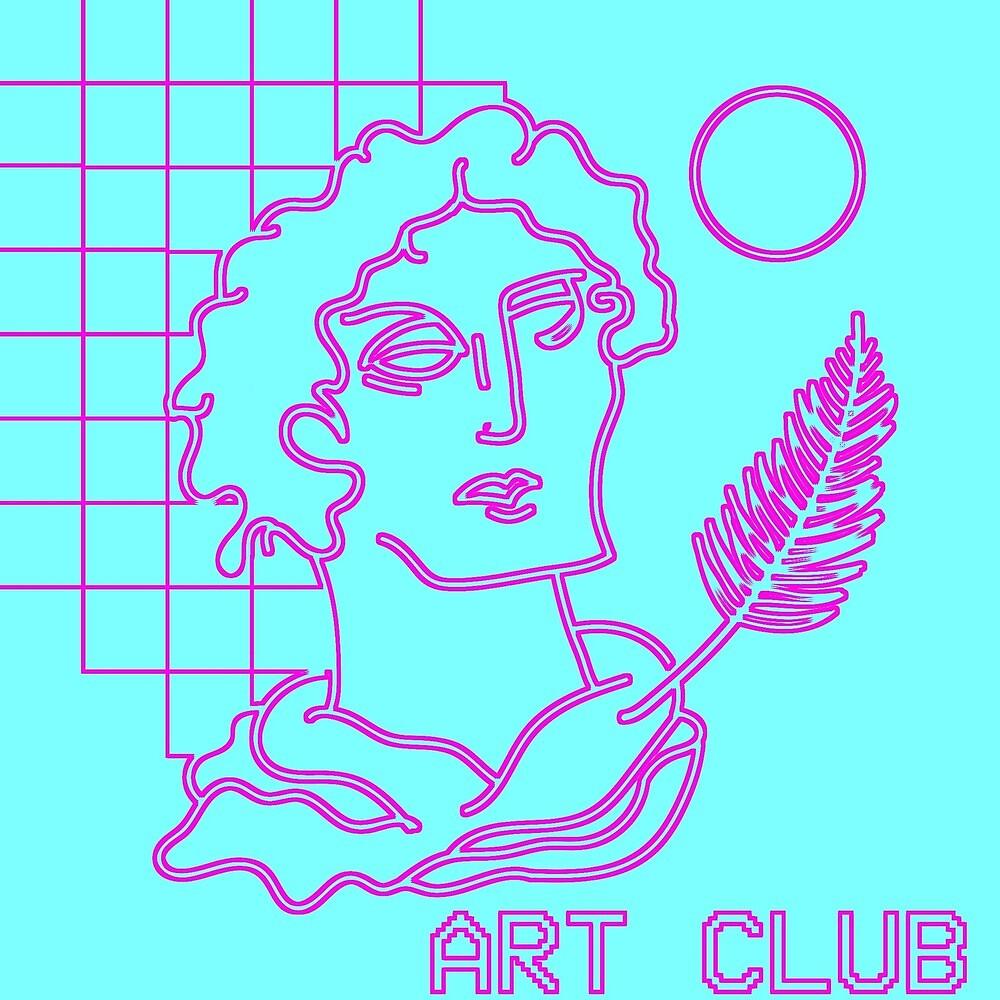 art club by sabrinaspurlock