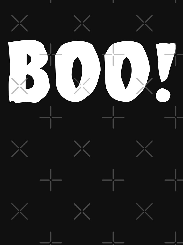 Boo! by Jandsgraphics