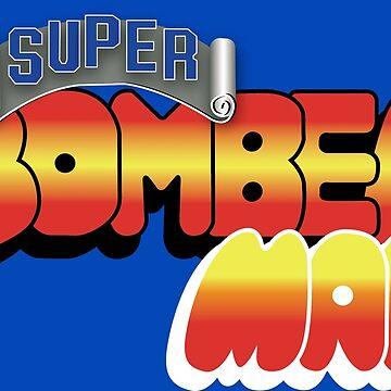 Super Bomberman Retro by Mrmasterinferno