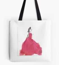 Dressed For The Ball Tote Bag