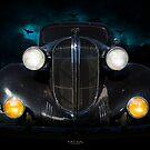 Devil Car by Keith Hawley