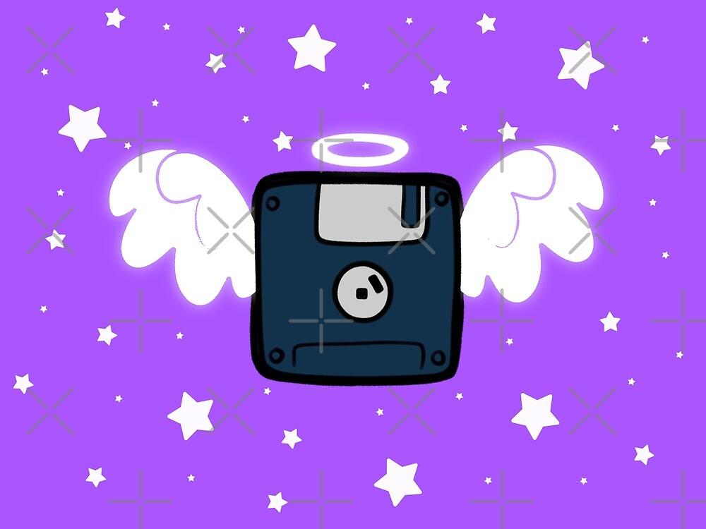 Death of a Floppy Hero by evocaitart