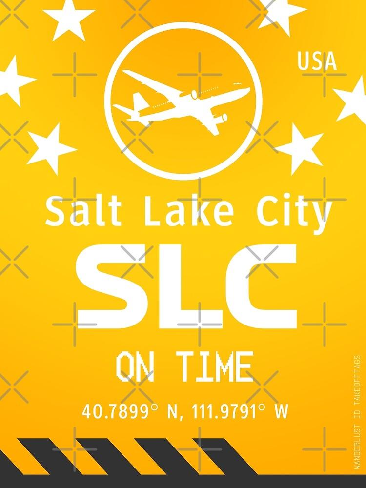 SLC Salt Lake City 2 by Wanderlust ID