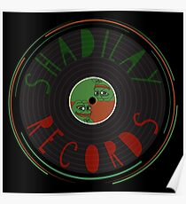 PEPE Shadilay Records - Praise KEK Poster