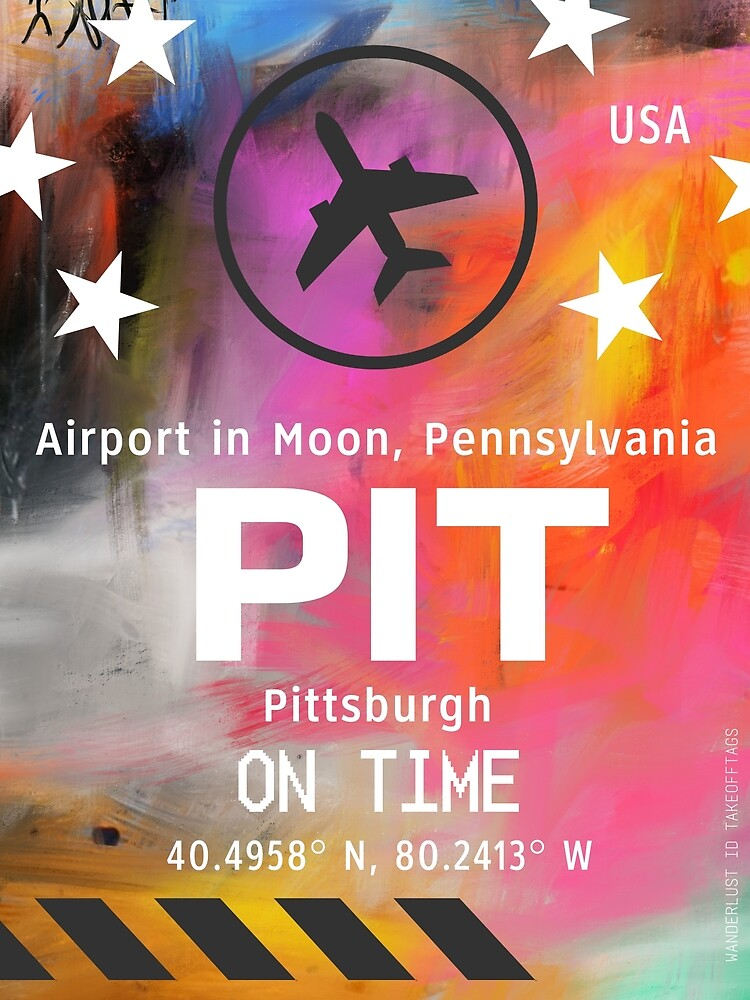 PIT Pittsburgh airport by Wanderlust ID