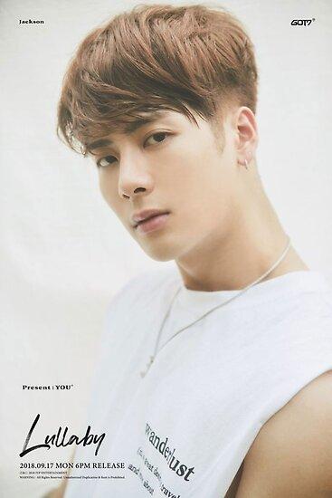 GOT7 (갓세븐) Present: YOU 'Lullaby' - Jackson (잭슨) by dreamingxoxo