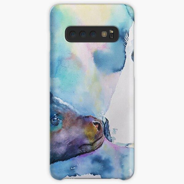Cow and Calf Samsung Galaxy Snap Case