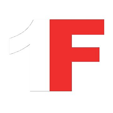 1F Logo from 1Fall Entertainment by 1Fall