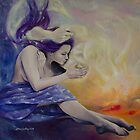 A Heaven For Two by dorina costras
