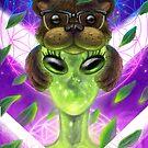AlienTeddy by n-fantasma