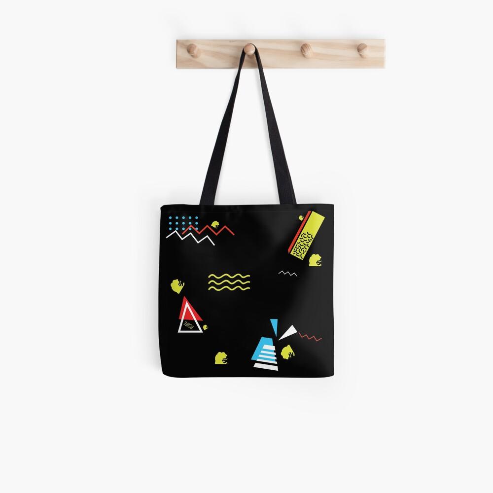 PEPE Wave - Retro 80's AESTHETICS Tote Bag