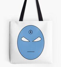 Doctor Manhattan Egghead Tote Bag