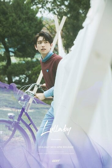GOT7 (갓세븐) Present: YOU 'Lullaby' - Jinyoung (진영) by dreamingxoxo