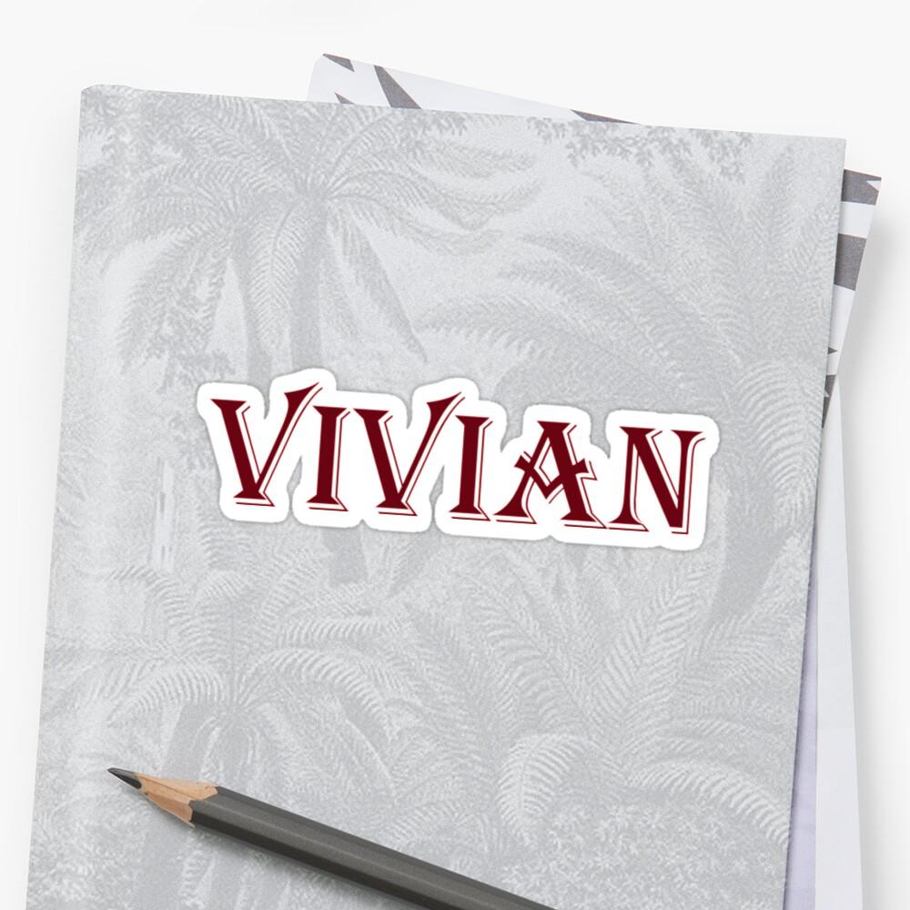 Vivian by Melmel9