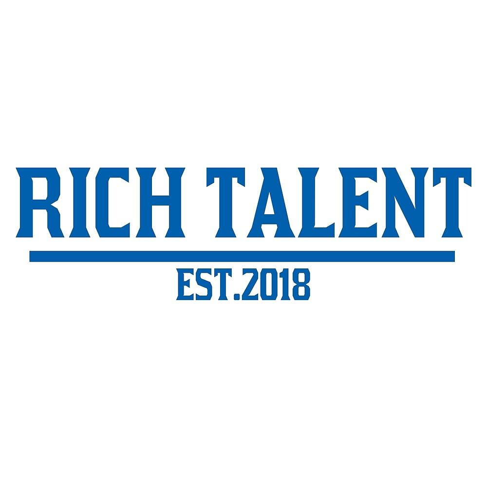 Rich Talent. Est.2018 by RichTalent