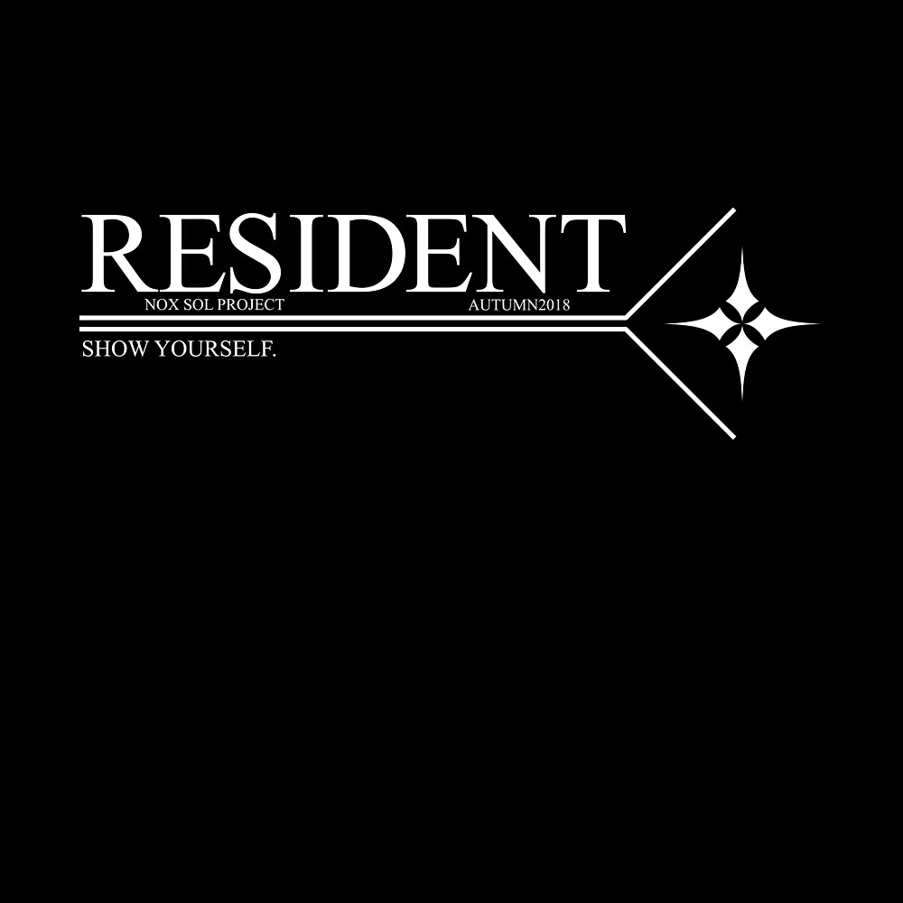 RESIDENT. one by NOXSOLPROJECT
